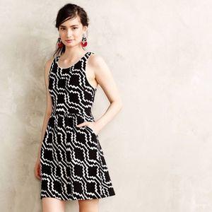 Anthropologie Postmark Lantana Dress Size 10